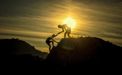 Bergsteiger-zwei-1807524_1920